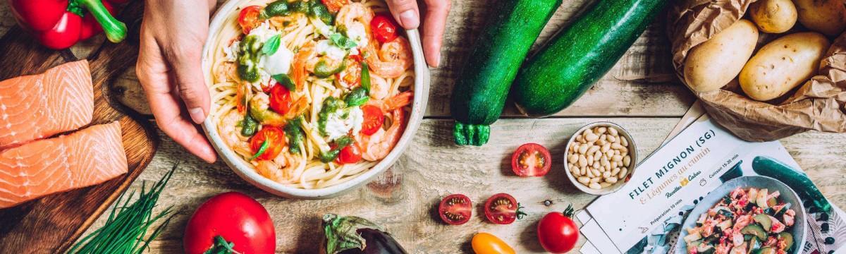 recettes et cabas avis sur les paniers repas