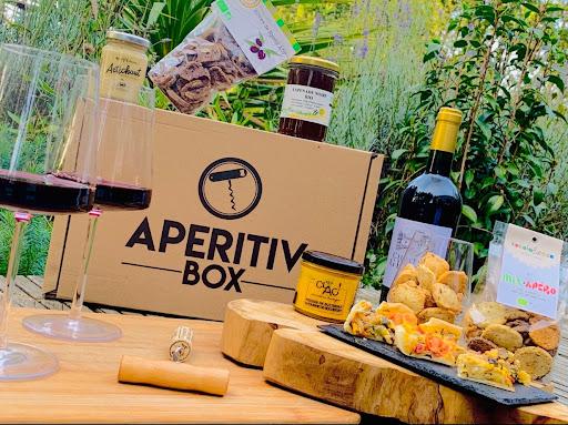 box gastronomie et box apéro Apéritiv'Box